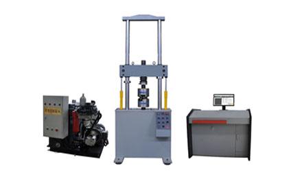 PWS-20电液伺服动静万能材料试验机