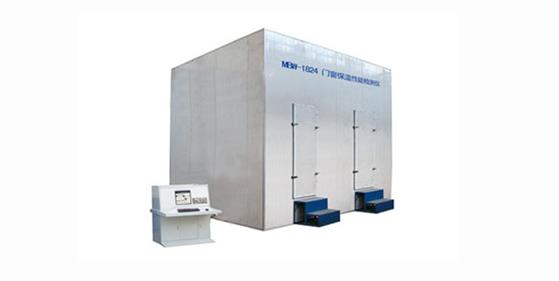 门窗保温性能检测仪MBW-1824