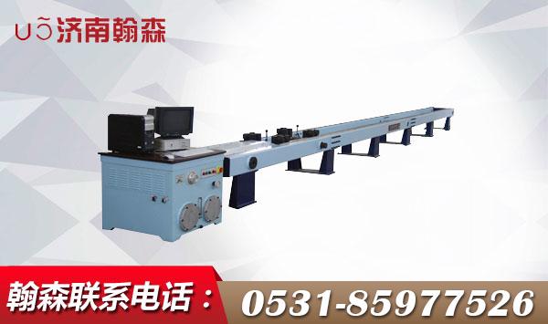 微机控制矿用高强度紧凑链卧式拉力试验机