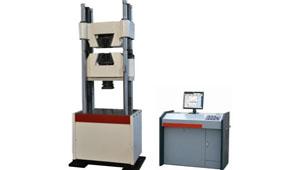 微机控制电液伺服钢绞线万能试验机