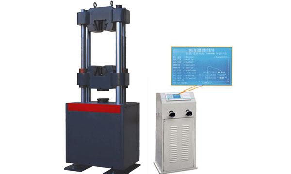 WES-100B数显液压万能试验机