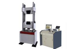 WEW-D系列屏显液压万能试验机