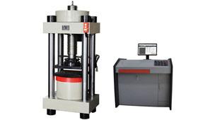YAW-2000B微机控制全自动压力试验机 (恒应力)