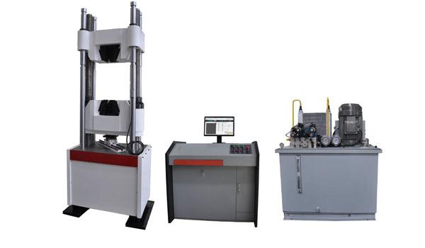 WAW-2000D 微机控制电液伺服液压万能试验机