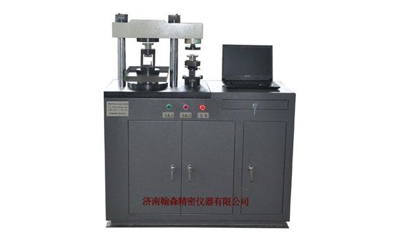 YAW-300E微机控制恒应力抗压抗折试验机