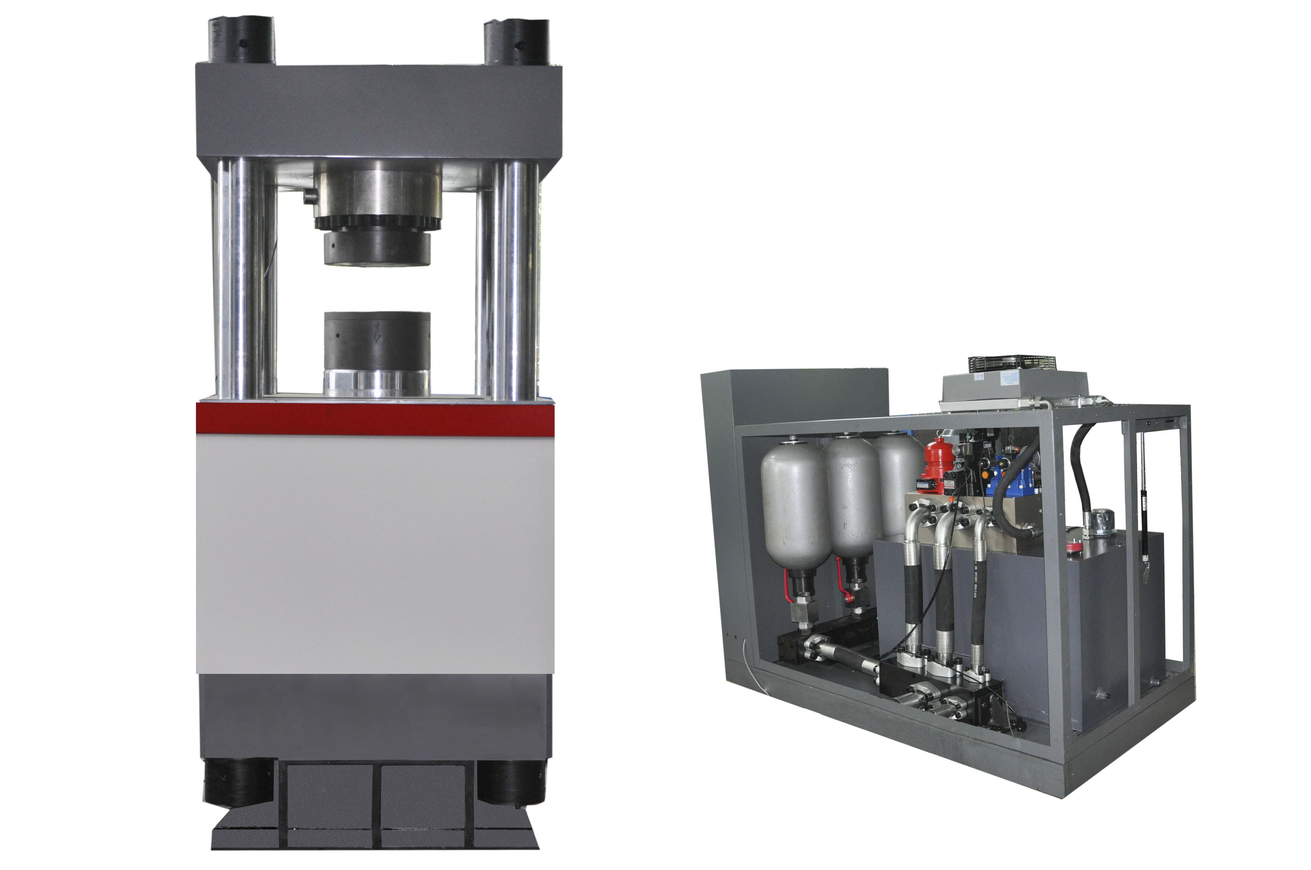 WD-3000微机控制快速顶锻试验机