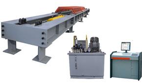 LAW-10000电液伺服卧式拉力试验机
