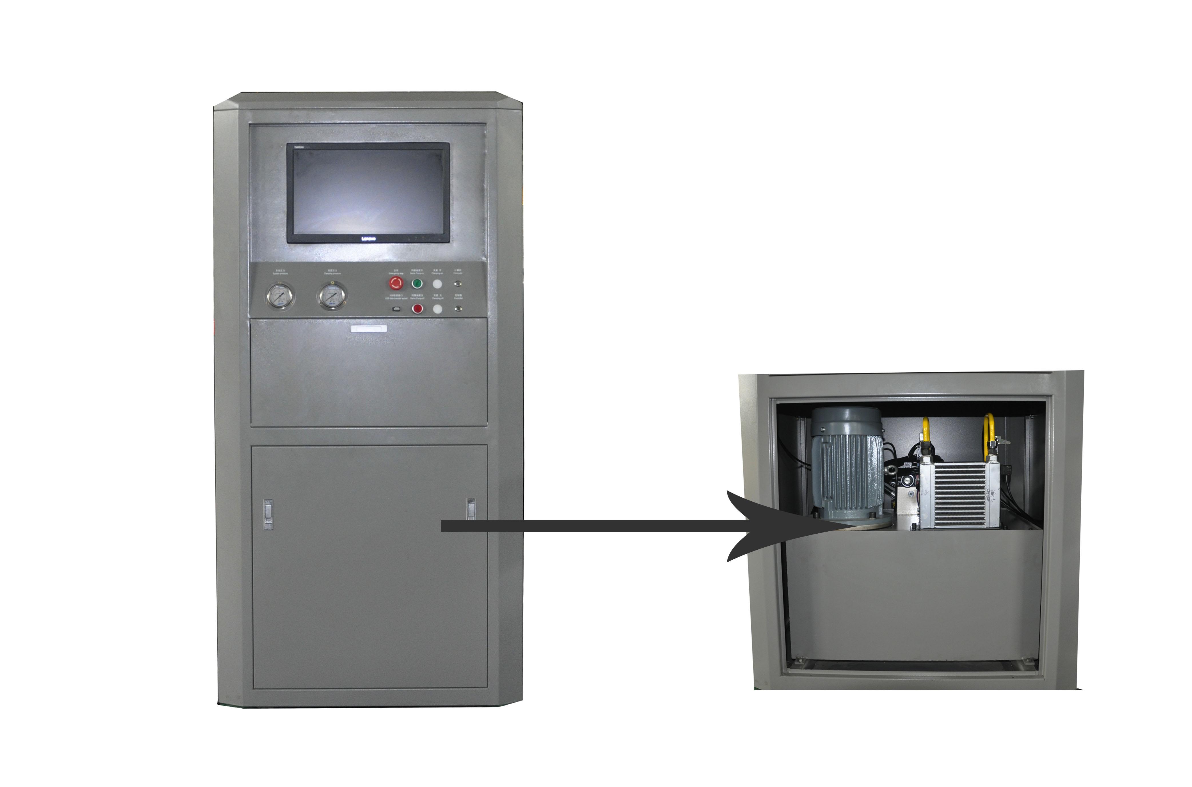 液压伺服加载设备