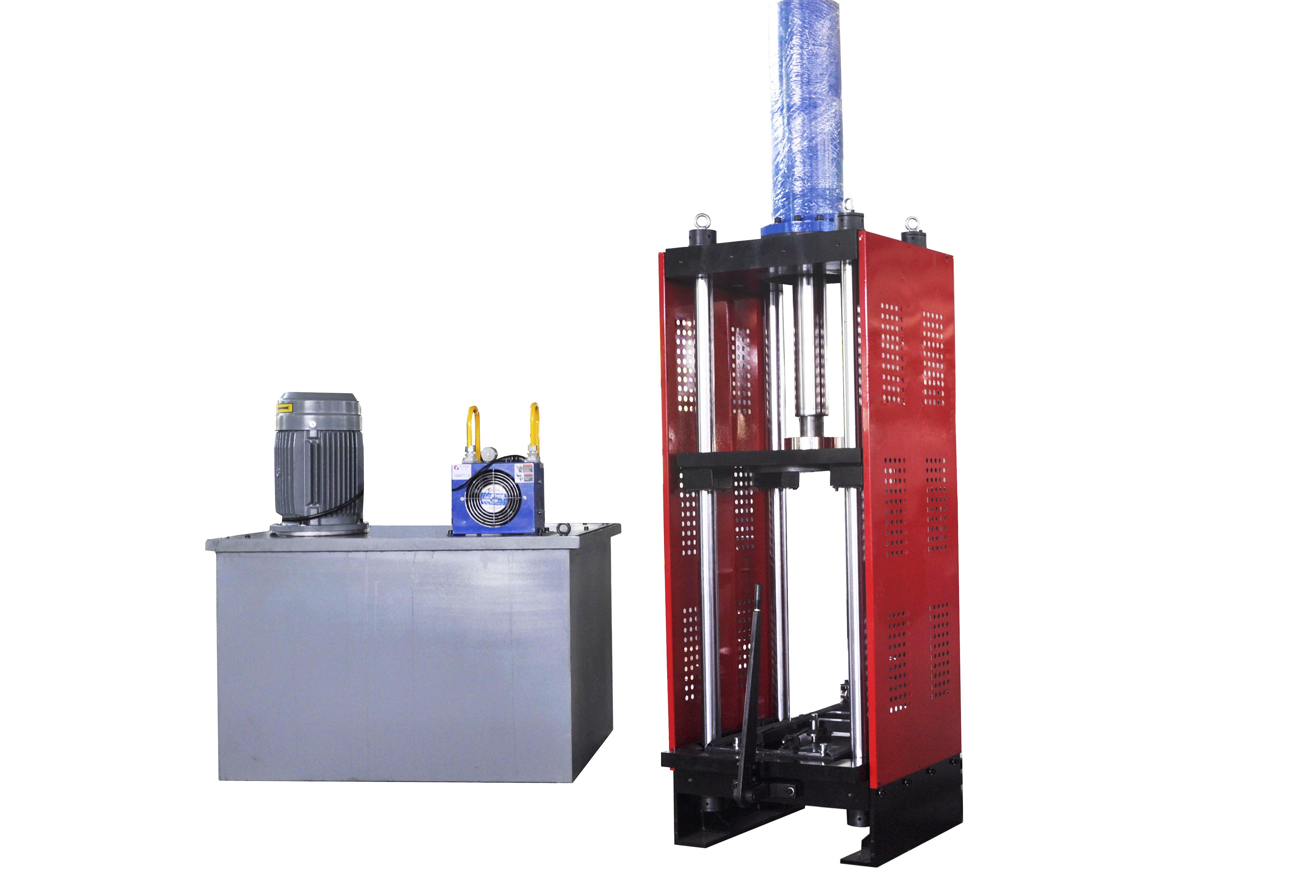 WAW-1000弹簧压力试验机