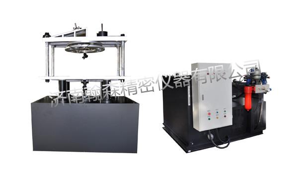 电液伺服备胎升降器振动试验平台