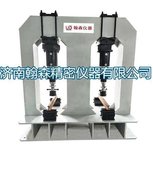 50T电液式钢轨疲劳测试系统